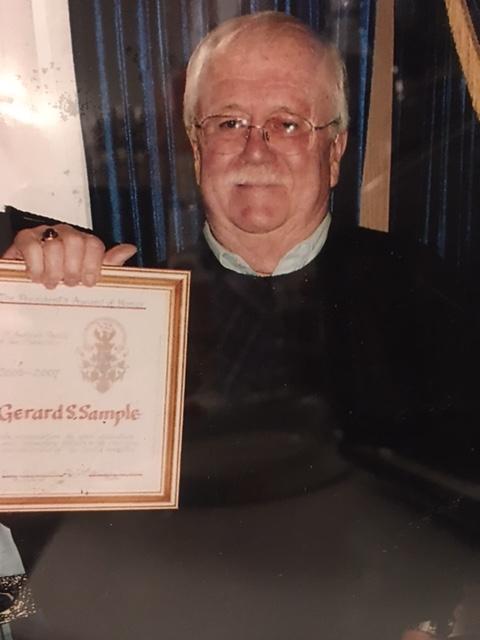 Gerry Sample