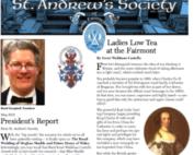 SAS May Newsletter