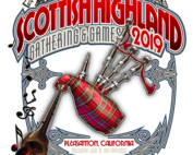 Scottish Highland Gathering and Games 2019