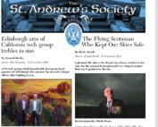 SAS November 2019 Newsletter