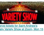 June 15 Variety Show